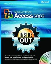 Microsoft® Office Access 2003 Inside Out (Bpg-Inside Out) by Viescas, John