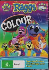 RAGGS - COLOUR - CHILDRENS FAVOURITE - AS SEEN ON ABC TV - DVD
