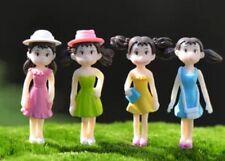 Mini Succulent Fairy Garden Figurines 4X Mei (summer Set)