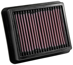2 x K&N 33-5033 High Flow Air Filter for INFINITI Q70 3.5 V6 2014-2016