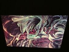 "Emily Carr ""Cedar 1942"" Canadian Art 35mm Slide"