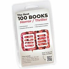 Instant Libraries Hoil00044 100 Horror Books All From New