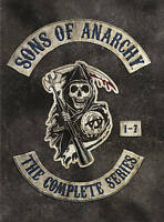 Sons of Anarchy: The Complete Series  Brand New Sealed