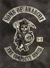 Sons of Anarchy:The Complete Series (2015, 30 DVD Box Set Seasons 1 2 3 4 5 6 7