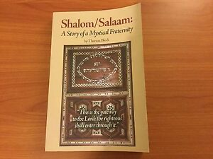 Shalom Salaam: A Story of a Mystical Fraternity by Thomas Block (Paperback,2011)