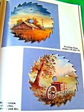 MIDWEST MEMORIES V12 BY DOROTHY DENT 1989 OIL LANDSCAPES TOLE PAINT BOOK