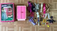 L'Armoire de Barbie - Mattel 1978 (ref.2153) Ancien jouets de collection