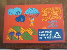 5  BUVARD ASSURANCES  GENERALES DE FRANCE