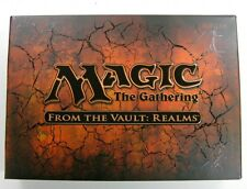 From the vault domaines! OVP! anglais Magic MTG