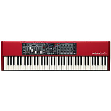 Nord Electro 5D with 73 Key Semi Weighted Keyboard