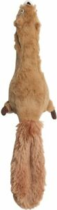 """Spot Ethical Plus Squeaker Squirrel 15"""" Free Shipping"""
