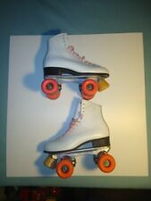 Vintage Riedell (2707 ) Suregrip Roller Skates! (Size 7)