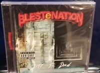 Blestenation - Left for Dead CD SEALED suburban noize kottonmouth kings kmk new