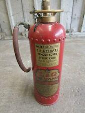 More details for vintage fire extingisher