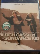 Butch Cassidy and the Sundance Kid (Blu-ray + Dvd) New