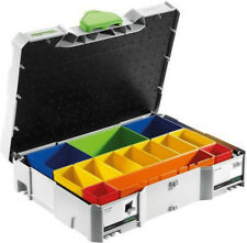 FESTOOL Boxen Systainer T-LOC SYS 1 BOX TL - 497694 .