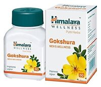 2X60 Tablet Gokshura From Himalaya Herbal Natural Ayurvedic