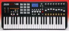 AKAI MPK49 49-key USB MIDI Controller BRAND NEW