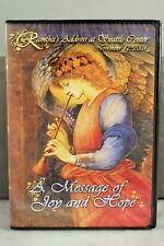 NEW A Message of Joy and Hope, Ramtha at Seattle Center (DVD)