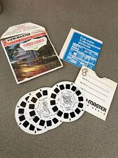 Cypress Gardens Florida - Viewmaster Vintage Reel Set