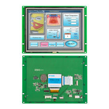 """STONE 8"""" HMI Touch Screen Monitor TFT LCD 4 Wire Resistive Display"""