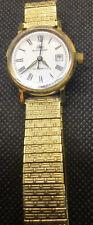 "RARE Vtg Bucherer SS Swiss Automatic Winder Watch Serial #59285 Speidel Band 7"""