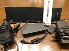 New listing Surface Pro 3 Accessory Lot: Docking Stations(2), Vga Connector & Active Stylus