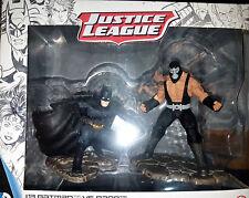 Batman Vs Bane DC Comics  22540 #13 Schleich Action Figure - Justice League