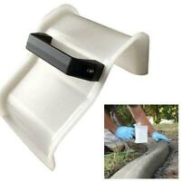 Custom curbing concrete edging landscaping DIY The Curb Yourself It S3D5