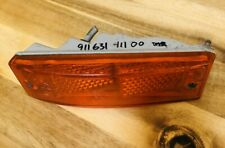 PORSCHE 911 SIDE MARKER TURN SIGNAL LIGHT  OEM 74-88 91163141100