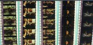 Chamber of Secrets (60) -  5 strips of 5 35mm Film Cells