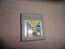 Copa del Mundo de Nintendo Gameboy-NINTENDO-Solo Carro