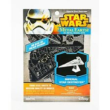 Fascinations Star Wars Metal Earth 3D Model Kits - Imperial Star Destroyer -NEW!