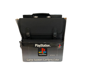 Sony Playstation Game System Carrying Case In Original Box SPS950 Vintage 1999