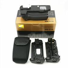 Genuine Nikon MB-D14 Vertical Battery Grip para Nikon D610 D600 EN-EL15
