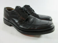 Bostonian Marot Black Leather Lace-Up Oxford Dress Shoe Mens Size 9.5 M