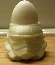 Star Wars - Storm Trooper Egg Cup - 3D Printed Plastic