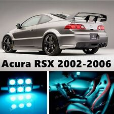 7pcs ICE Blue LED Light Interior Package Kit for Acura RSX 2002-2006