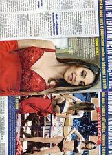 SP65 Clipping-Ritaglio 2013 Cecilia Capriotti A teatro mi metto a nudo..