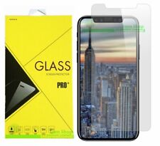 Tempered Glass Screen Protector Guard for Apple iPhone X