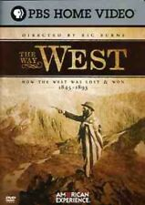The Way West [New DVD] Full Frame