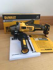 DeWalt DCG405N 18v XR Brushless 125mm Angle Grinder Body Only