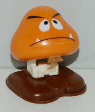 "1989 Goomba Mushroom 2"" McDonald's Action Figure Super Mario Brothers"