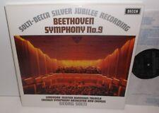 6BB 121/2 Beethoven Symphony No.9 Chicago Symphony Orch Solti HP TAS 2LP Box Set