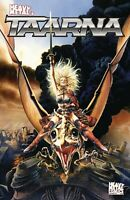 Taarna Volume 1 GN Chris Achilleos Variant Heavy Metal Classic De Campi New NM