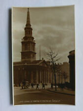 St Martins in the Fields London Vintage B&W Postcards c1920s