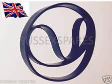 2 Drive Belts Zanussi Air Speed Lite Pet Upright Vacuum ZAN2000 2000A 2011 2111