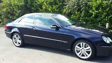 Mercedes Clk Coupe 320 CDI Diesel  Full Service History  2  Owners, Reliable car