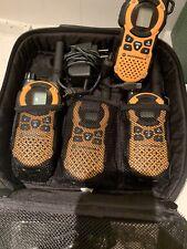 Motorola Talkabout 2-way radios, 4 Radios