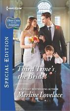 Three Coins in the Fountain: Third Time's the Bride! by Merline Lovelace (2016,